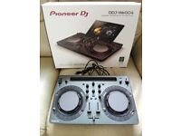 Pioneer dj controller record box software included.