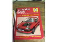 Citroen Saxo Haynes Manual