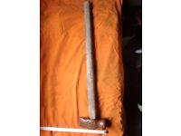 vintage sledgehammer