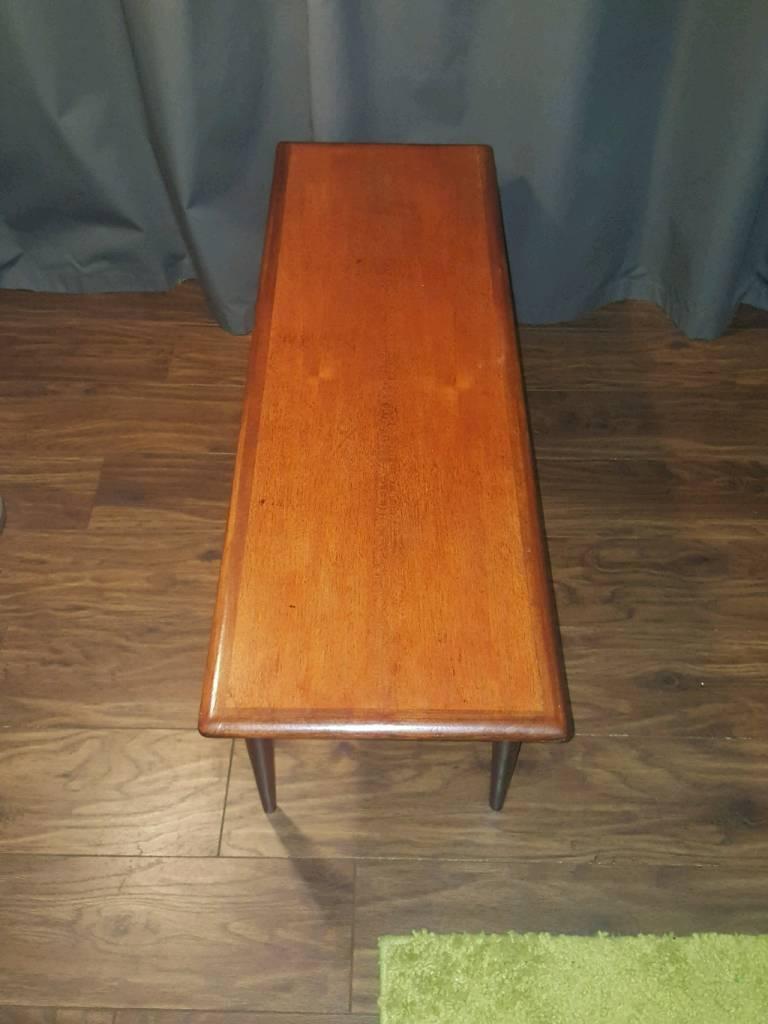 Retro Mid Century GPlan Coffee Table