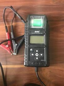 DHC digital battery & electronic system analyzer£45