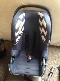O baby car seat