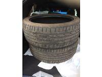 Bridgestone Used Car tyres Set of 4