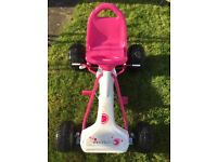 Kids go kart great condition