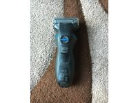 Mens panasonic wet/dry shaver