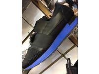 Mens balenciaga blk/navy blue (6-10)