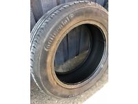 Continental Tyres 17inch x 2