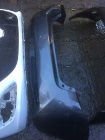 2014 Toyota Auris rear bumper front also available can post
