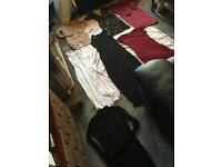 Bundle ladies dresses size 6 used good condition 7 items £15
