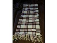 Jack Wills Checked Scarf