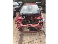 honda civic car shell ek3 1.5 project or free scrap metal + more free to uplift
