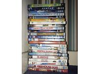 23 x CHILDRENS DVD BUNDLE