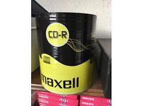 CD- Cd's