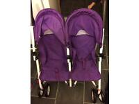 Dollys double buggy