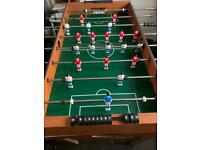 Free! Lockdown entertainment - table football