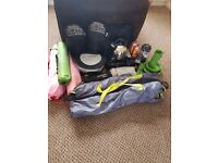 Camping gear equipment collection REDUCED