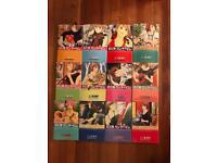 Japanese manga Nodame Cantabile full set 1-25