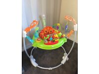 Jumperoo Rainforest Design by Fisher Price