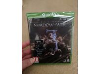 Middle-Earth Shadow of War - Xbox One | BRAND NEW