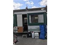 Conway hard top trailer tent 1993