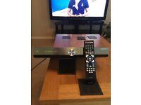 Humax Youview 500 gb recorder set top free sat box