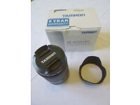 Tamron 18-200 F/3.5-6.3 Di III VC Lens for Canon EOS M to M3 Cameras