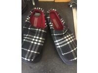 Brand new men's slippers