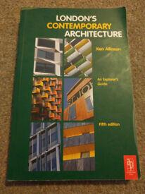 **CLASSIC** London's Contemporary Architecture (2009) • Ken Allinson