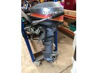 MARINER OUTBOARD 8 hp long shaft 2 stroke