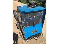 Miller Syncrowave 250 DX AC/DC water cooled TIG
