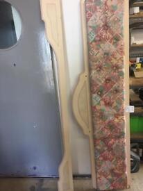 Caravan headboard