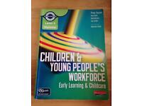 Level 3 Diploma Children and Young People's Workforce - Paperback + CD-ROM