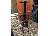 Handy 8 ton log splitter