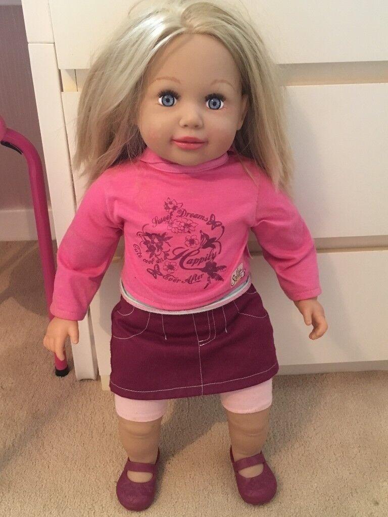 Zapf Creation Sally Toddler Doll