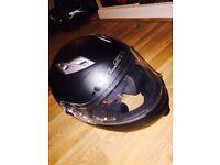 Motor bike helmet brand new