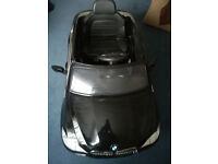 BMW X6 ride on car