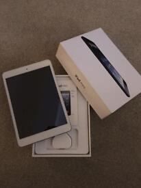 iPad Mini white boxed
