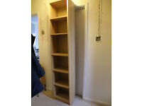 "Ikea ""BILLY"" bookcase."