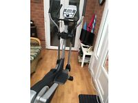 NordicTrack E9ZL Eliptical Cross Trainer with No's 1 & 3 iFit SD cards & chest belt