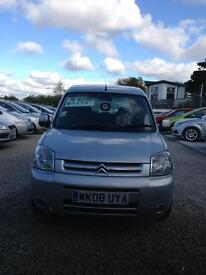 Citroen berlingo 1.6 hdi upto 65 mpgonly 86k 12 months mot 6 months warranty