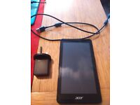 Acer Iconia One 7 B1-760HD Android Tablet - black 16gb