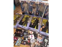 Five boyband music memorabilia joblot