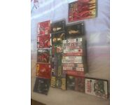 Selection of mainly Liverpool FC Videos (1 DVD) and other sports Videos