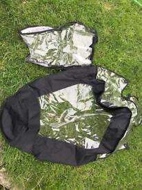 Phil & Teds Sport Single Rain Cover & Sun Cover