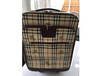 Designer style hand luggage