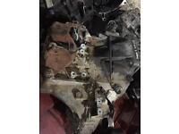 2007-2012 MAZDA 6 SPORT 2.0 Diesel RF7J Engine 6 Speed Manual Gearbox B2C2B
