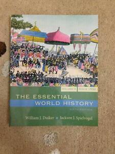 University Textbook: The Essential World History