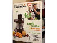 Jason Vale's Fusion Juicer