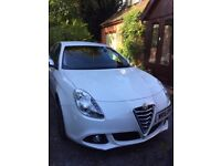 Alpha Romeo Giulietta business edition 1.6 too many extras to mention! 8 months warranty fsh.