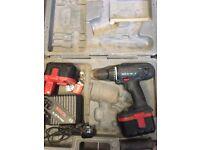 Bosch drills x 2